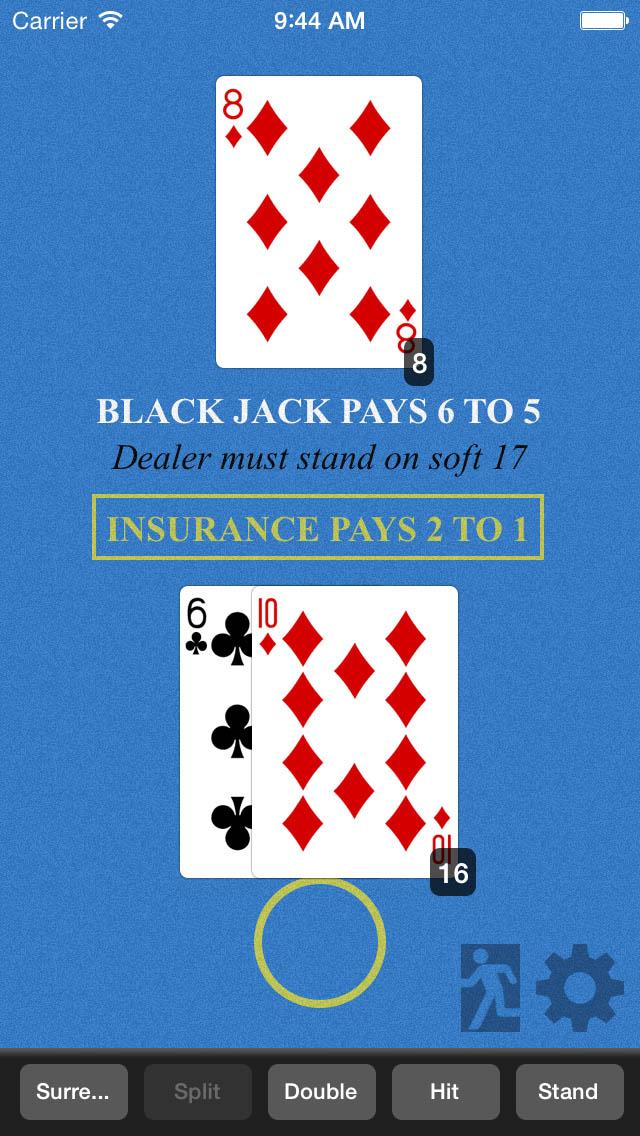 Blackjack X
